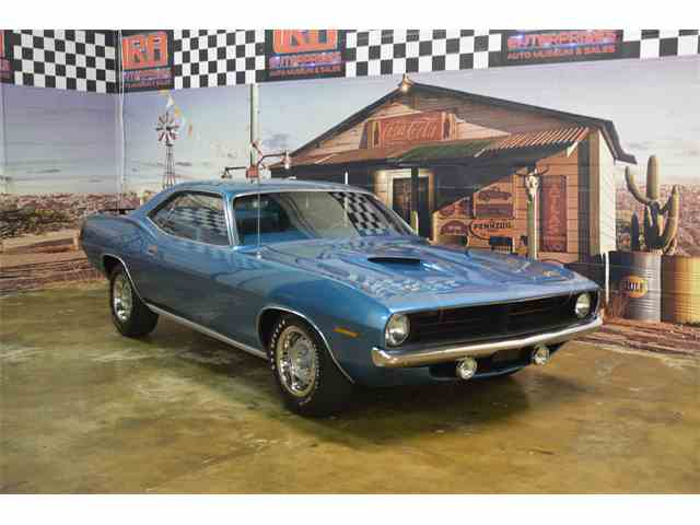 Picture of Classic 1970 Cuda - $89,900.00 Offered by  - MI18