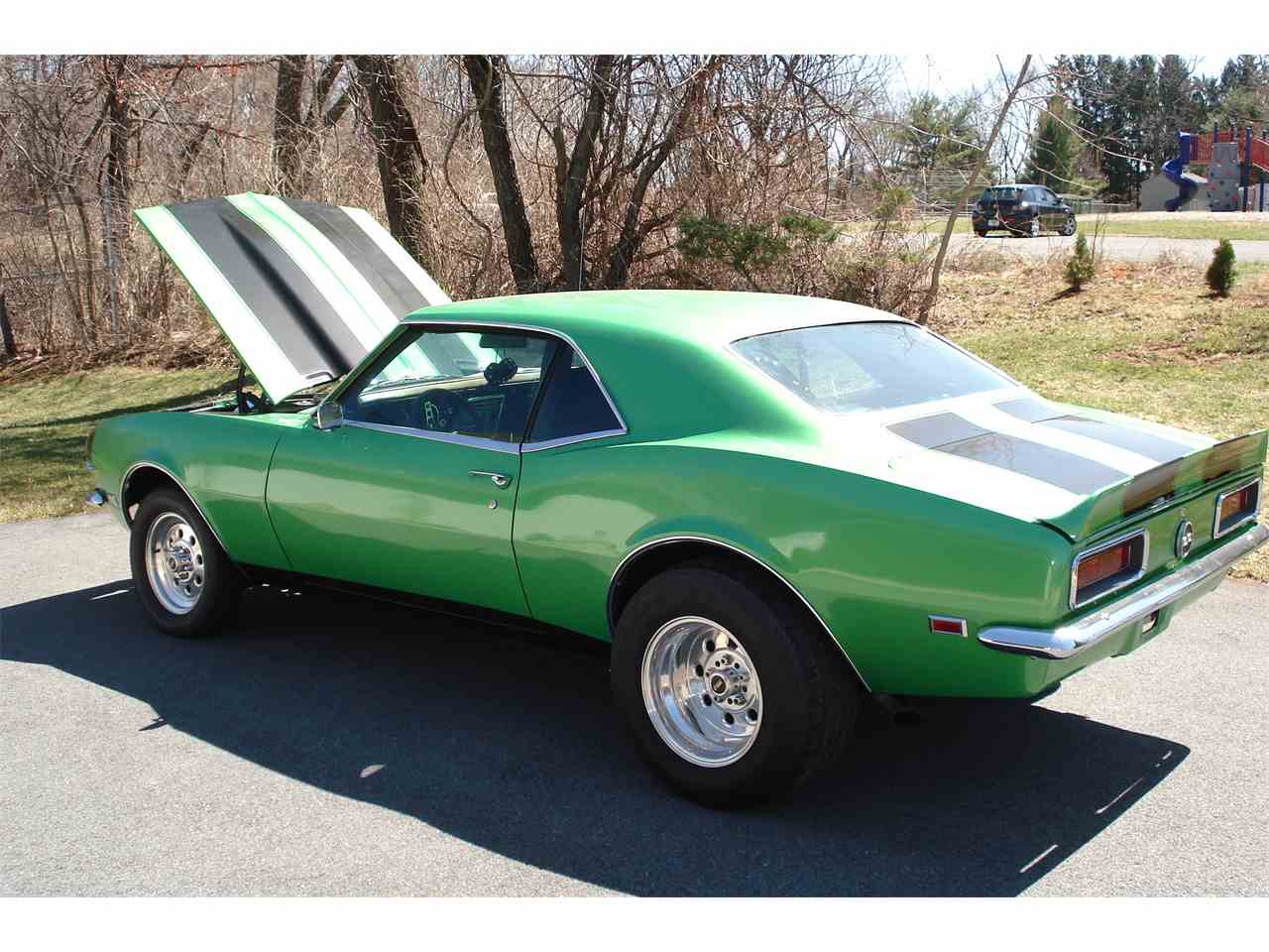 1968 chevrolet camaro ss for sale cc 1049818. Black Bedroom Furniture Sets. Home Design Ideas