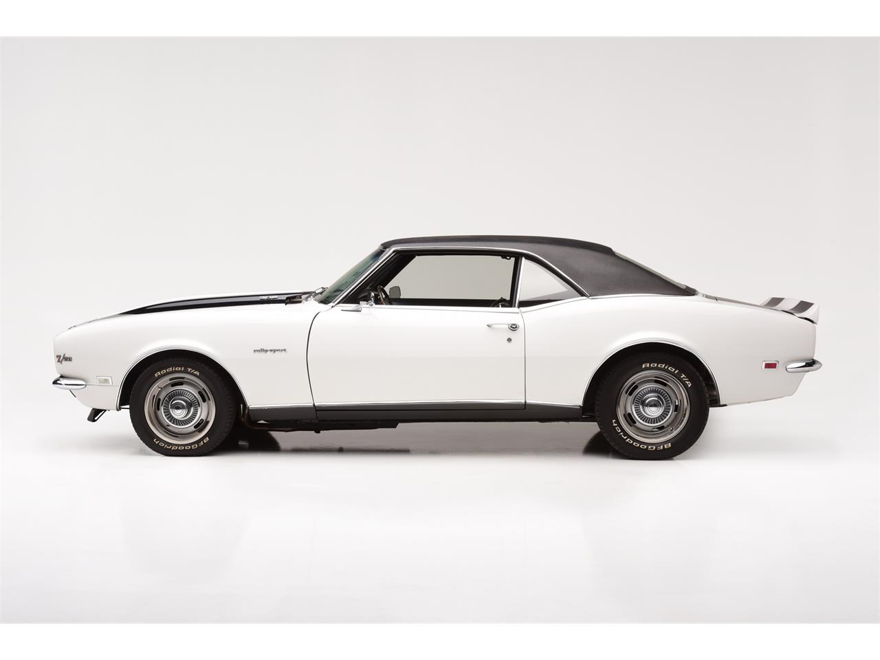 1968 Chevrolet Camaro Rs Z28 For Sale Cc 1049825 Large Picture Of 68 Mi1t