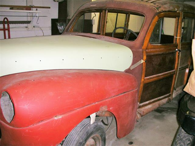 Picture of '41 Ford Woody Wagon Offered by  - MI2E