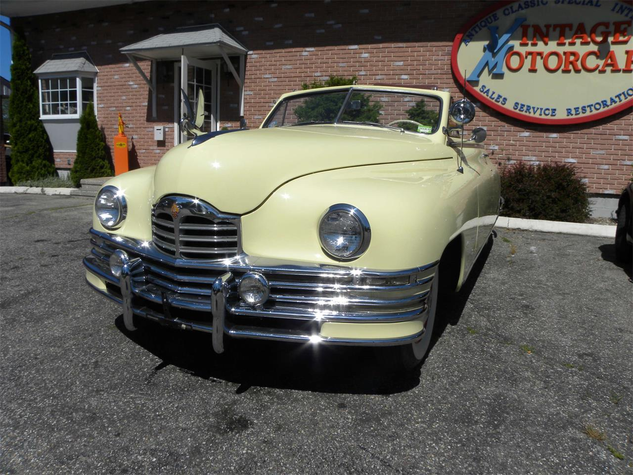 Large Picture of Classic 1948 Convertible Offered by Vintage Motorcars LLC Connecticut - MI2J