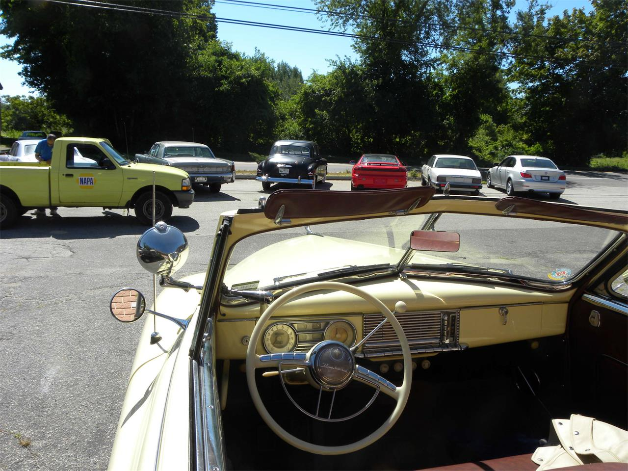 Large Picture of '48 Convertible located in Westbrook Connecticut - $45,000.00 Offered by Vintage Motorcars LLC Connecticut - MI2J