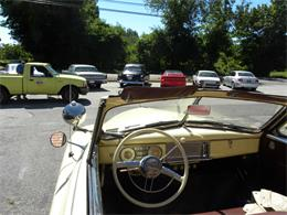Picture of Classic '48 Packard Convertible Offered by Vintage Motorcars LLC Connecticut - MI2J