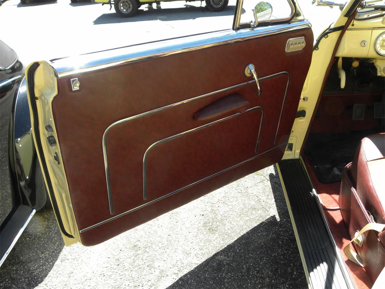 Large Picture of 1948 Packard Convertible located in Connecticut - MI2J