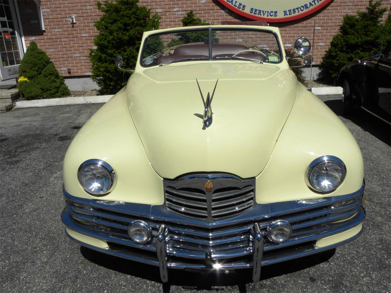 Large Picture of Classic 1948 Packard Convertible Offered by Vintage Motorcars LLC Connecticut - MI2J