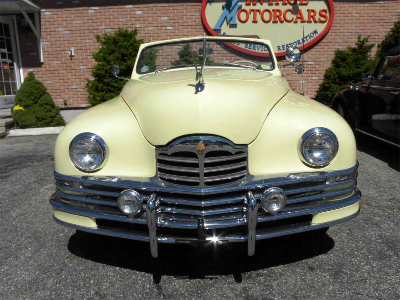 Large Picture of 1948 Convertible located in Connecticut Offered by Vintage Motorcars LLC Connecticut - MI2J