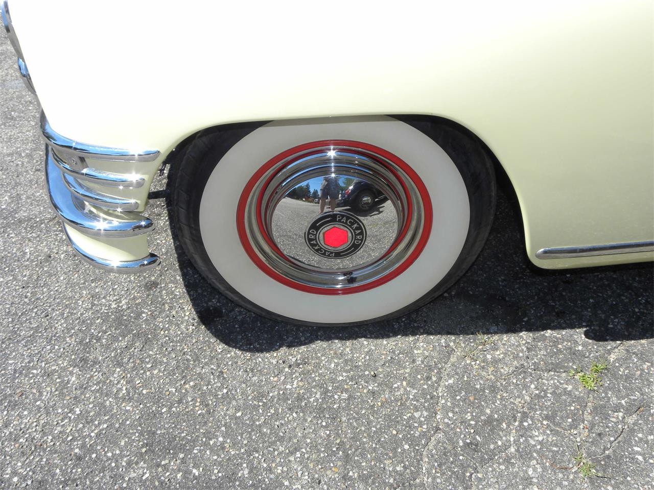 Large Picture of 1948 Packard Convertible located in Westbrook Connecticut - $45,000.00 Offered by Vintage Motorcars LLC Connecticut - MI2J