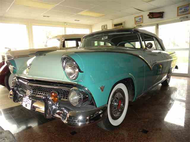 Picture of '55 Ford Sunliner Offered by  - MI2M
