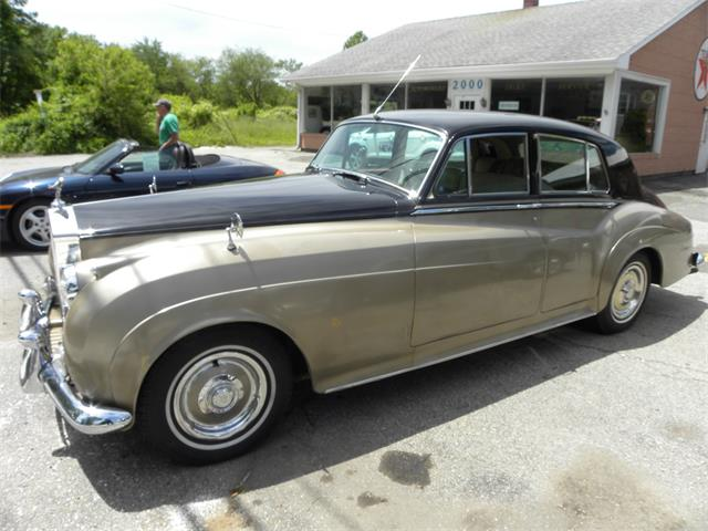 Picture of '61 Rolls-Royce Silver Cloud located in Westbrook Connecticut - MI2R