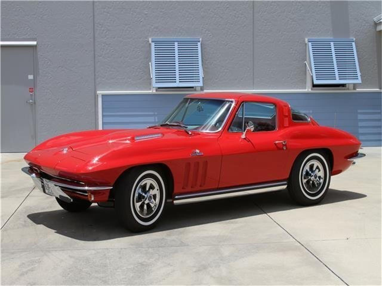 Large Picture of Classic '65 Corvette Offered by Motor City Classic Cars - MAJN