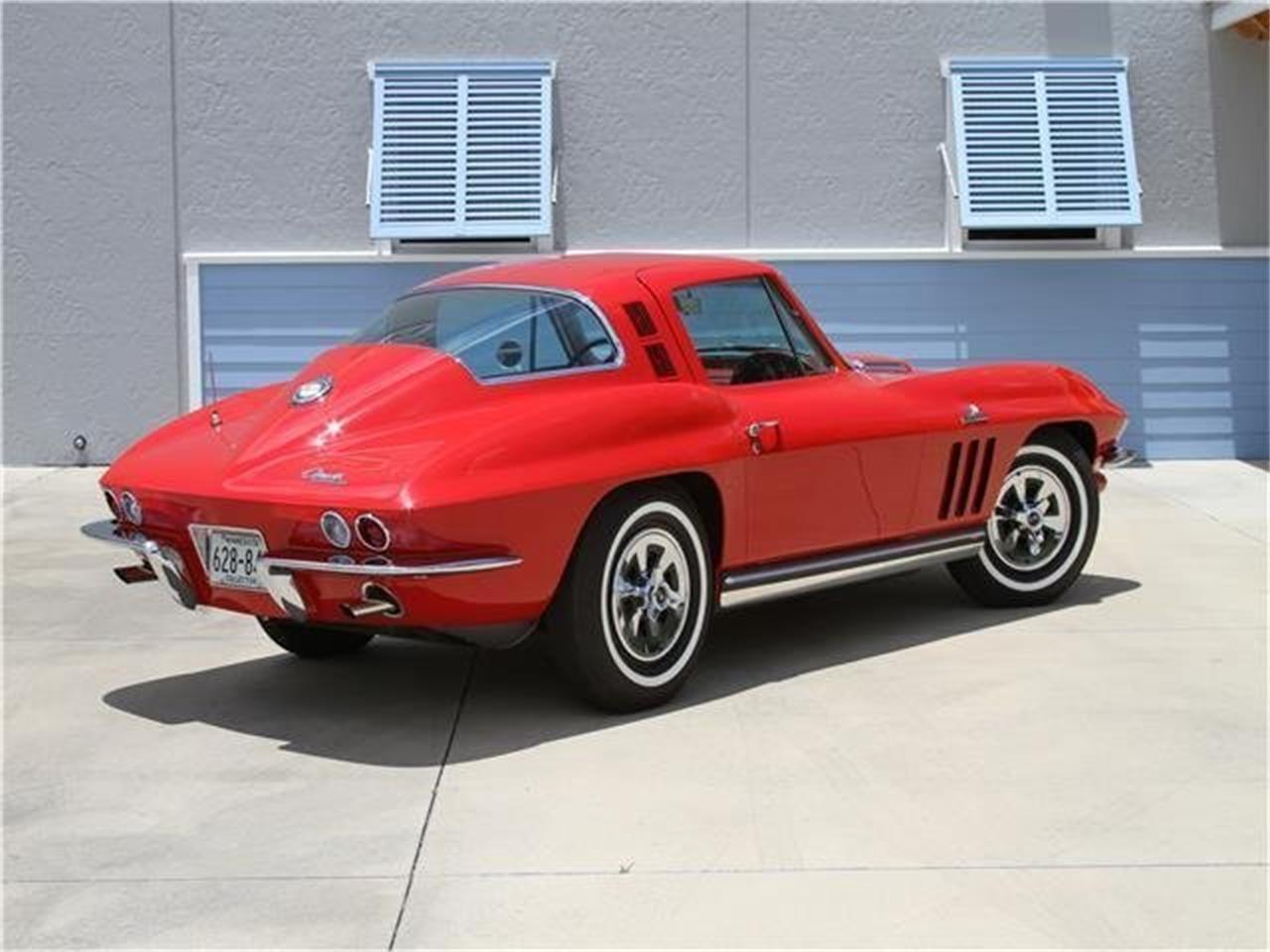 Large Picture of 1965 Chevrolet Corvette located in Florida Offered by Motor City Classic Cars - MAJN