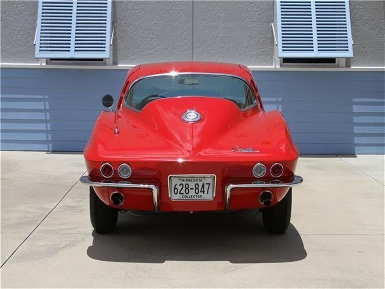 Large Picture of Classic 1965 Chevrolet Corvette Offered by Motor City Classic Cars - MAJN