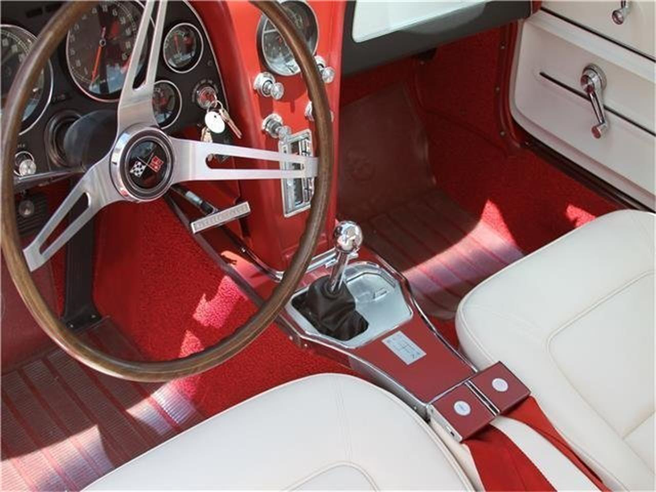 Large Picture of 1965 Corvette located in Vero Beach Florida - $145,000.00 Offered by Motor City Classic Cars - MAJN