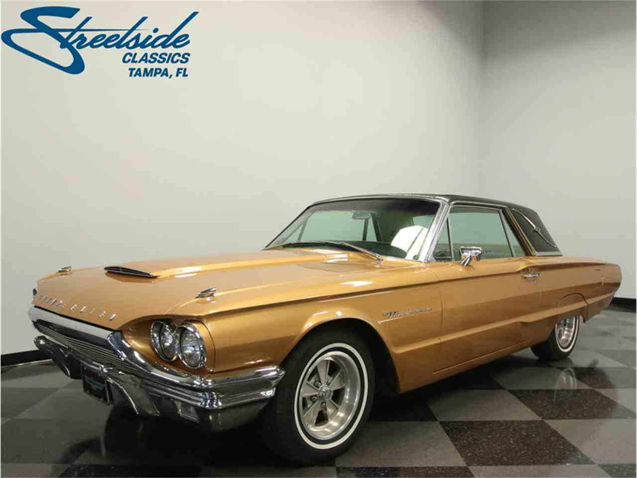 1964 Ford Thunderbird for Sale | ClassicCars.com | CC-1040992
