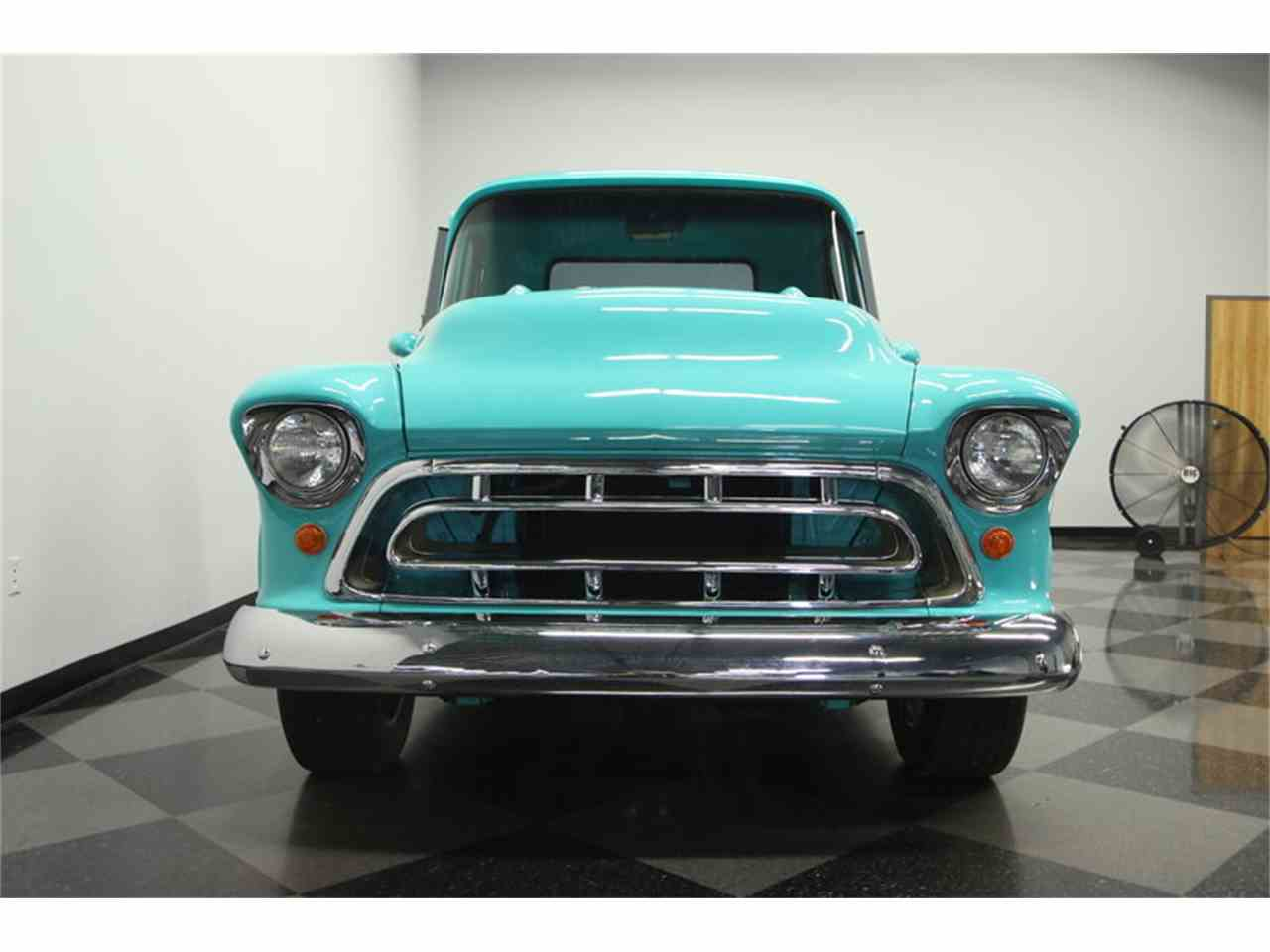 Large Picture of Classic '57 Chevrolet 3100 located in Lutz Florida Offered by Streetside Classics - Tampa - MB8J