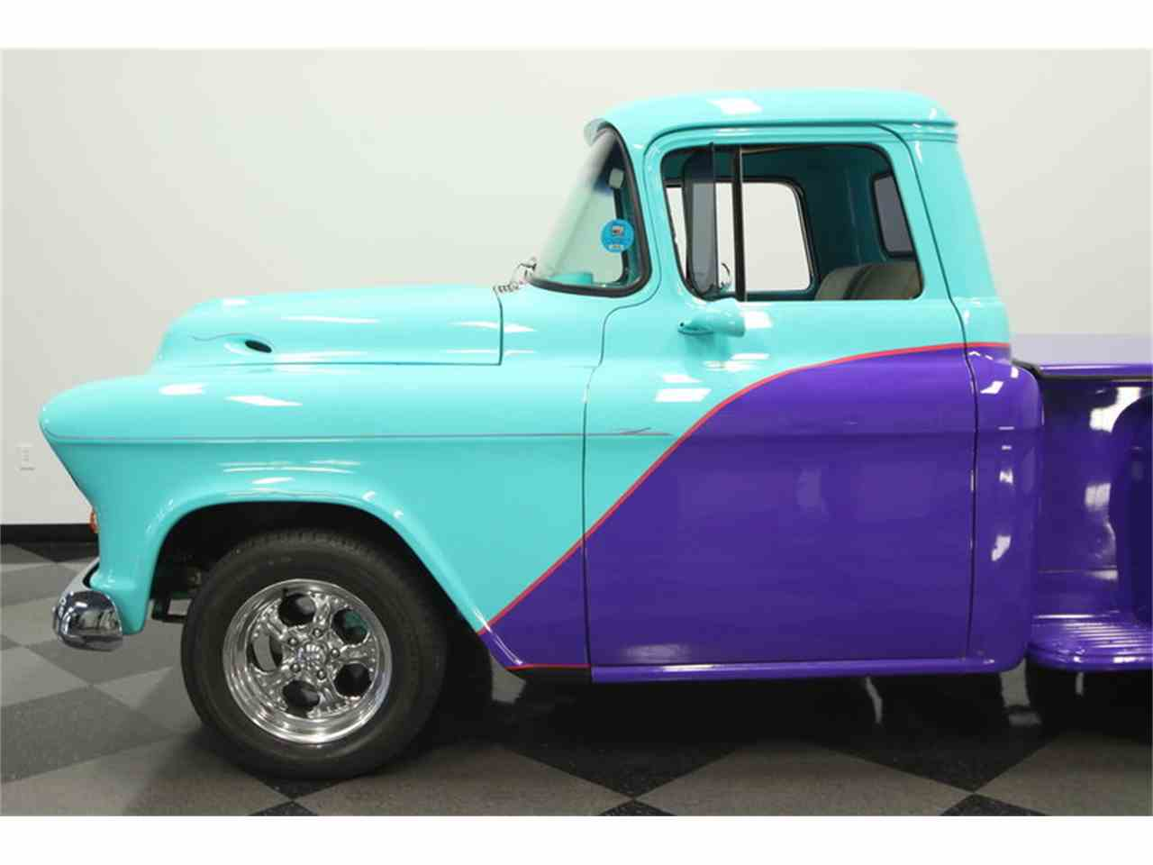 Large Picture of '57 Chevrolet 3100 located in Lutz Florida - $25,995.00 Offered by Streetside Classics - Tampa - MB8J