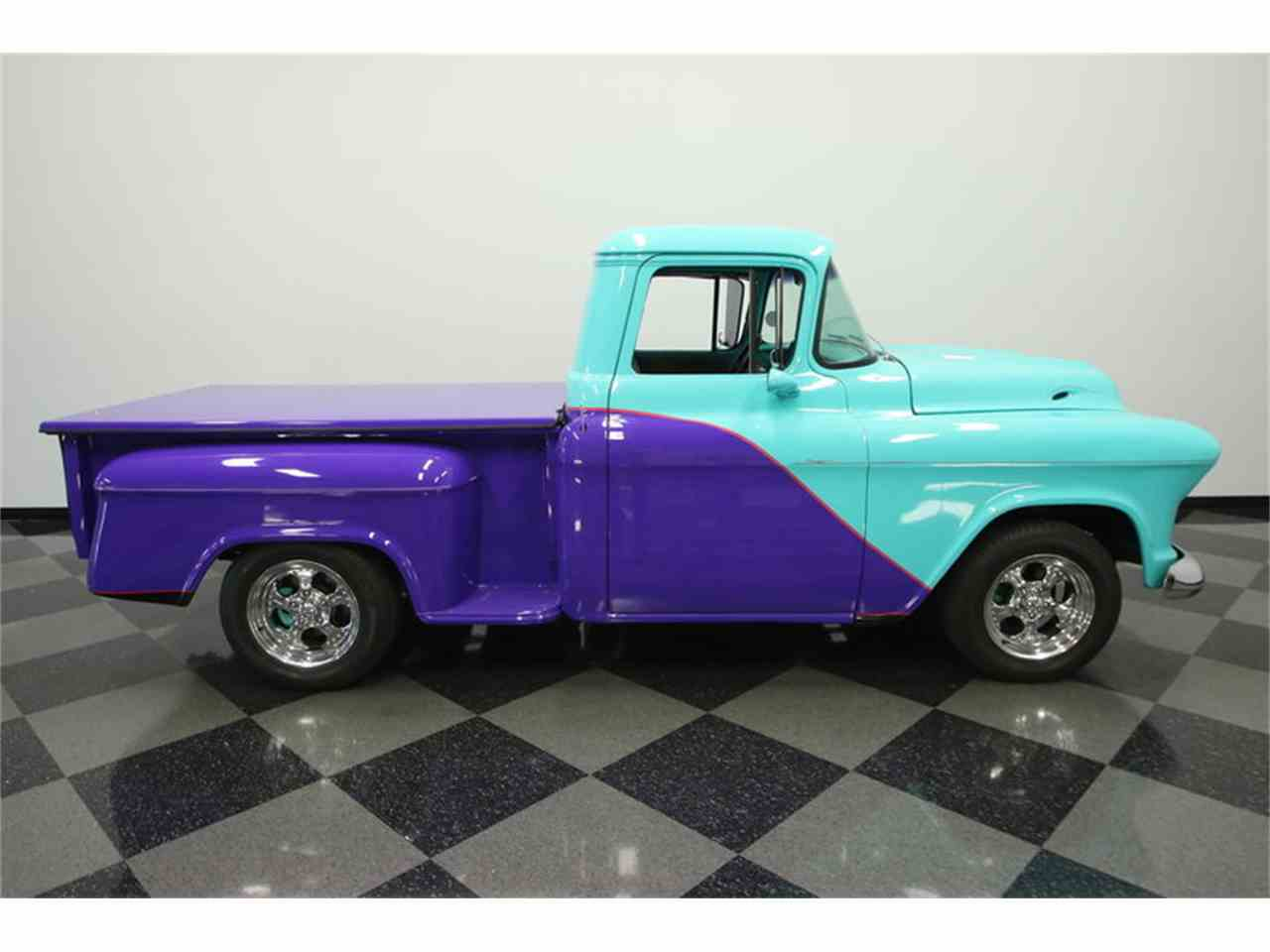 Large Picture of Classic 1957 Chevrolet 3100 located in Lutz Florida - $25,995.00 Offered by Streetside Classics - Tampa - MB8J