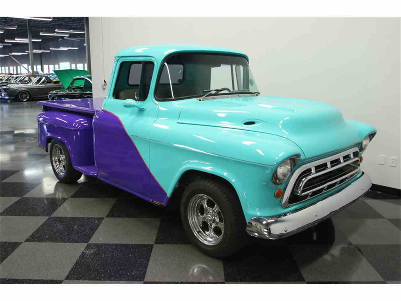 Large Picture of Classic 1957 Chevrolet 3100 located in Florida - $25,995.00 Offered by Streetside Classics - Tampa - MB8J