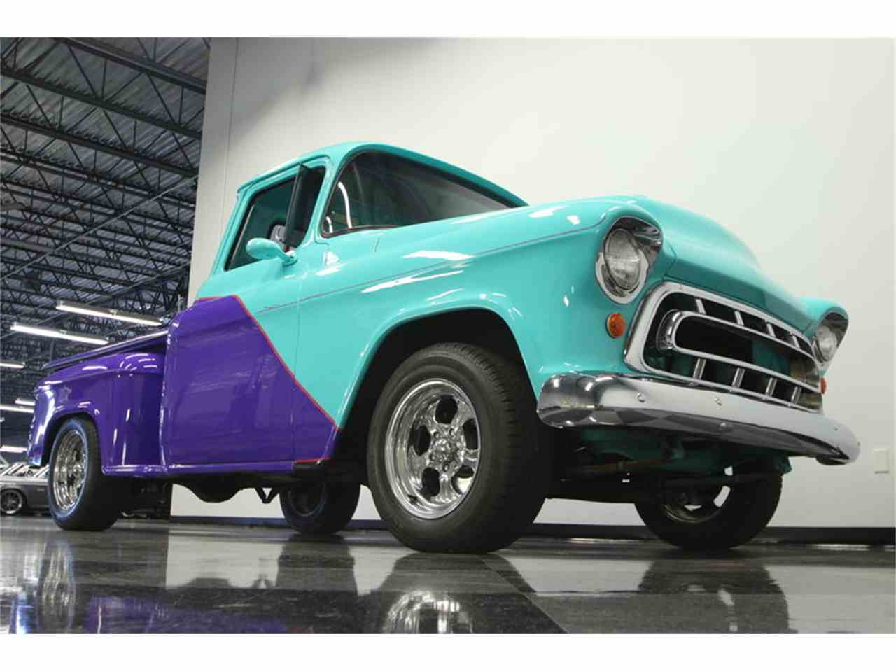 Large Picture of 1957 Chevrolet 3100 located in Florida Offered by Streetside Classics - Tampa - MB8J