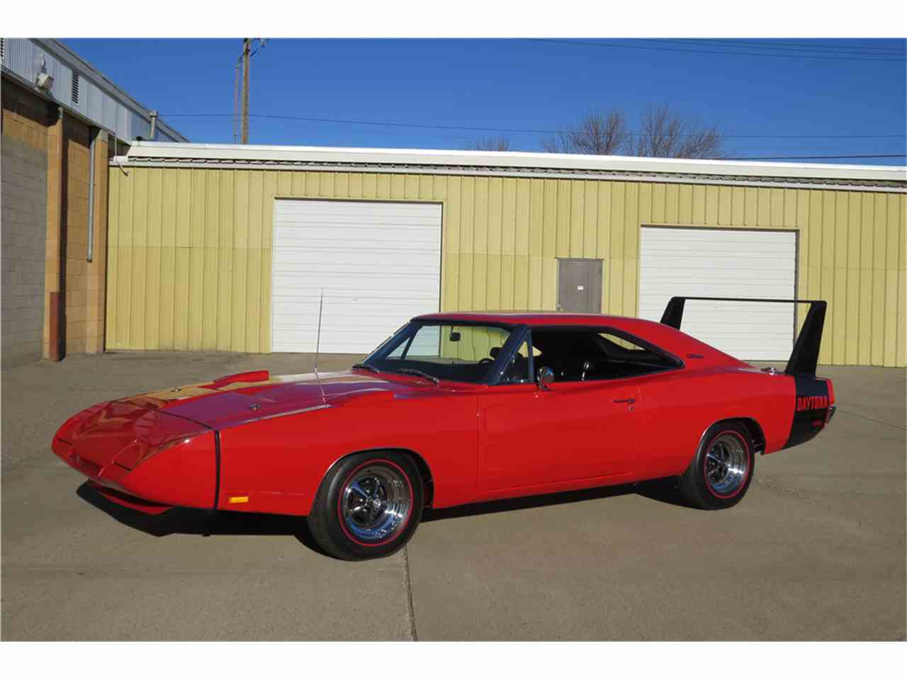 1969 dodge daytona for sale cc 1049977. Black Bedroom Furniture Sets. Home Design Ideas