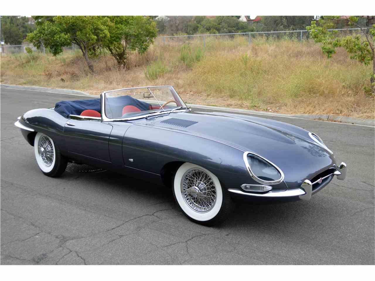 1961 jaguar xke for sale cc 1049994. Black Bedroom Furniture Sets. Home Design Ideas