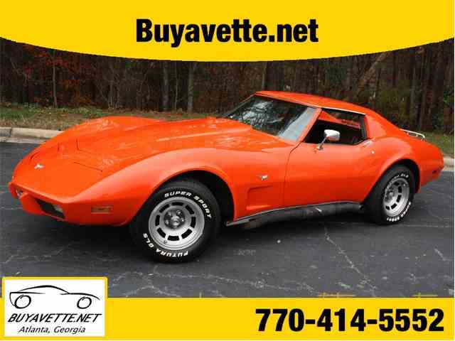 Picture of '77 Corvette - MIZ6
