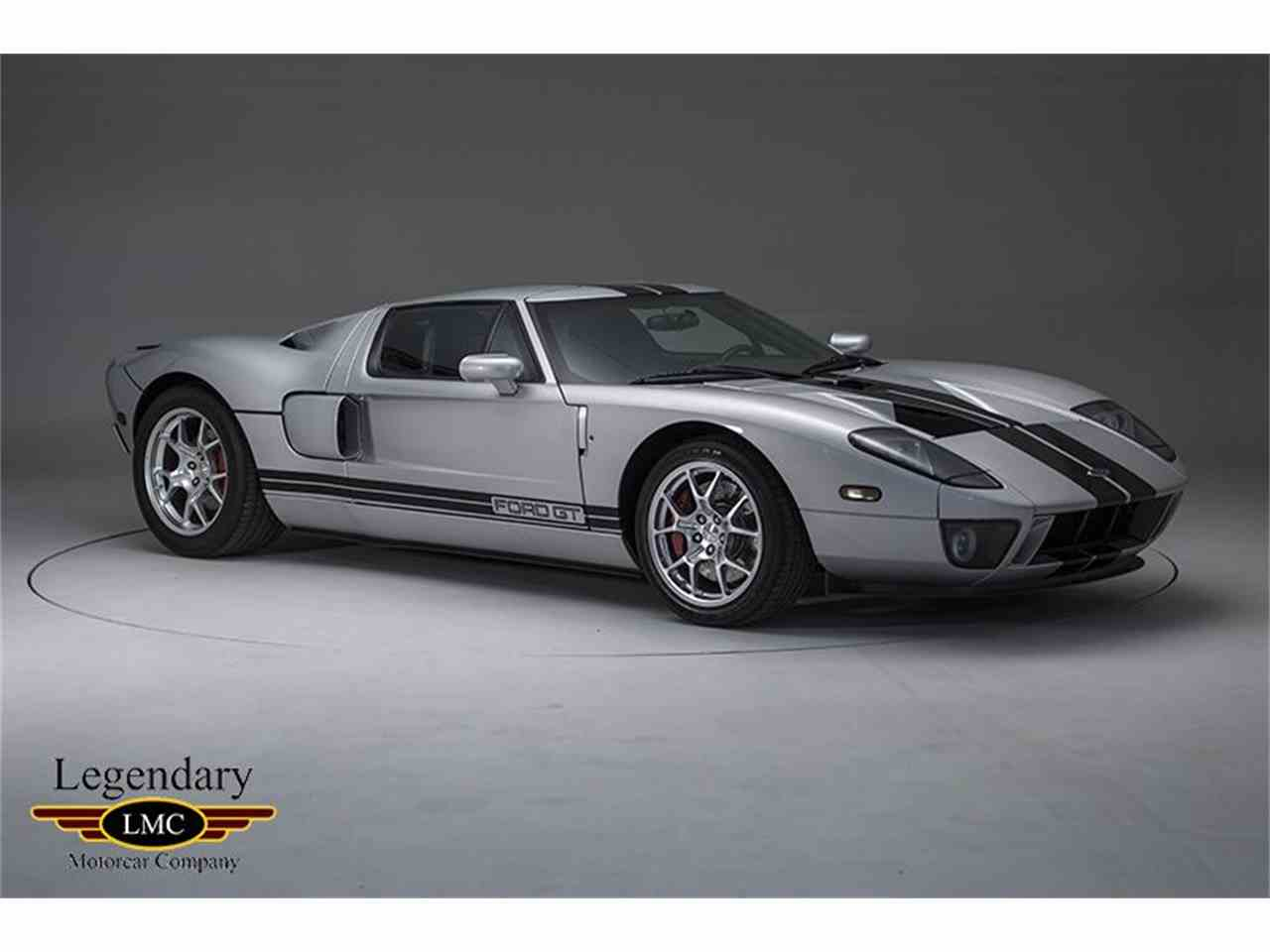 Ford ford gt images : 2005 Ford GT for Sale | ClassicCars.com | CC-1051031
