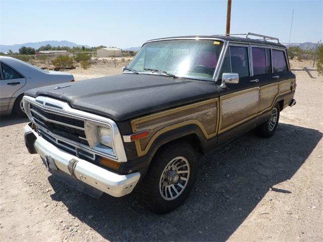 Picture of 1987 Jeep Grand Wagoneer located in Nevada Offered by  - MI9L