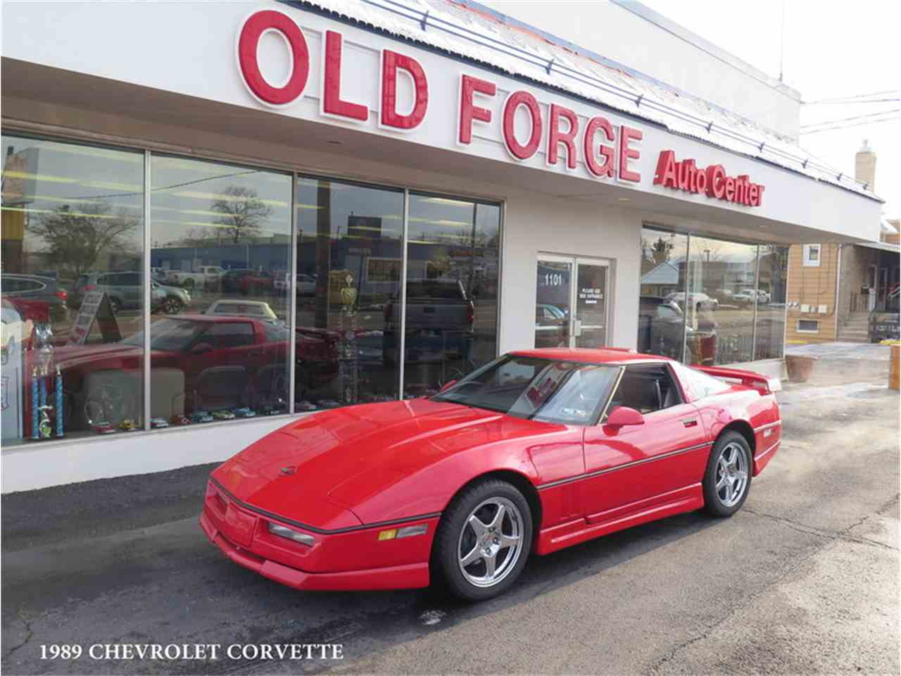 1989 Chevrolet Corvette for Sale | ClassicCars.com | CC-1051062