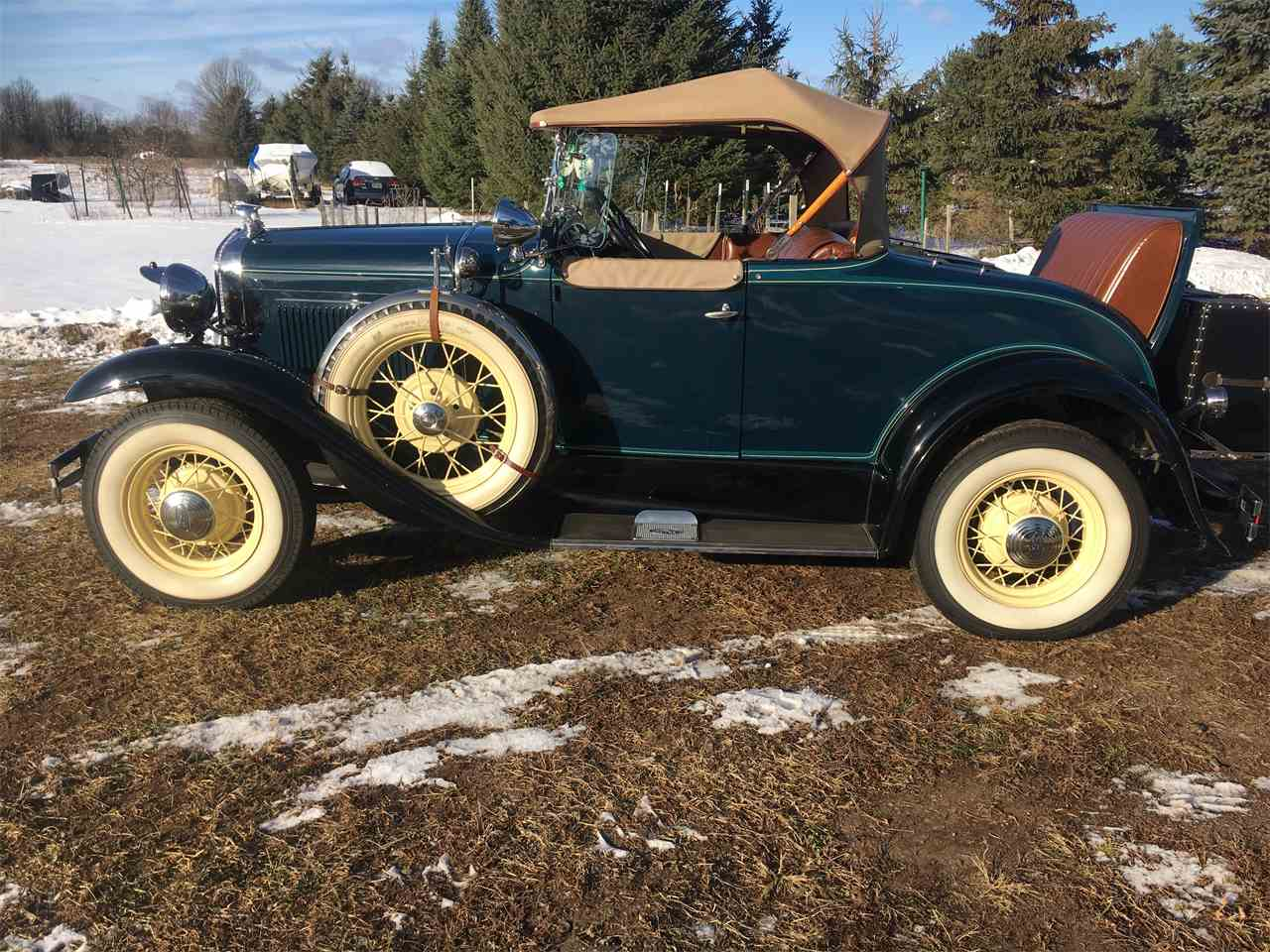 1931 Ford Model A for Sale | ClassicCars.com | CC-1051128