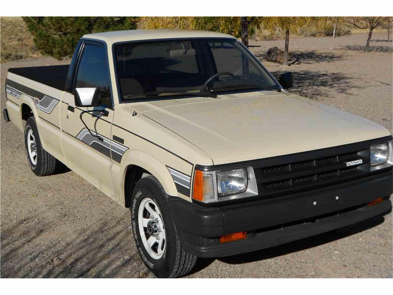 1986 Mazda B2200 for Sale | ClicCars.com | CC-1051136