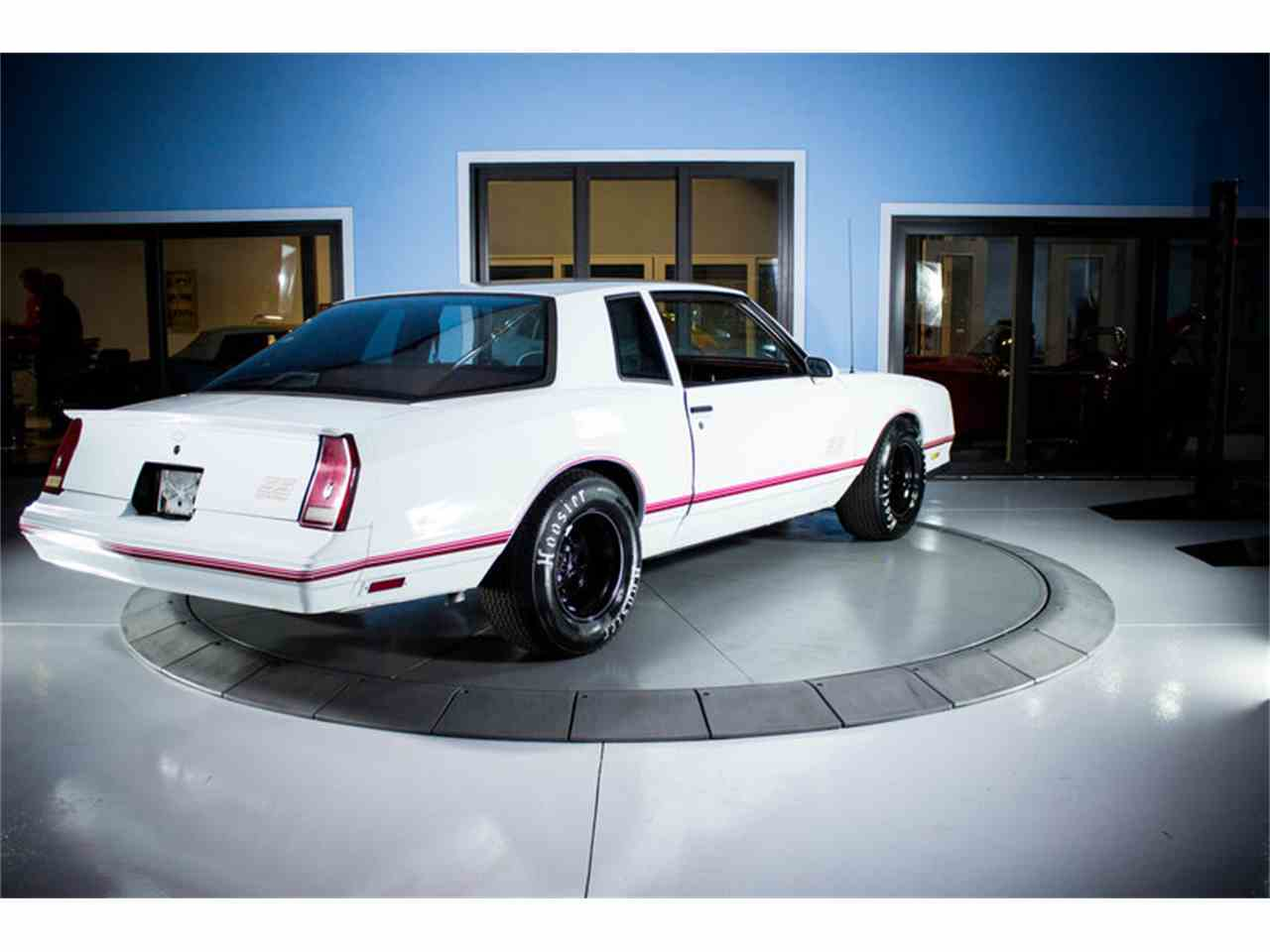 1987 chevrolet monte carlo ss for sale cc 1050126. Black Bedroom Furniture Sets. Home Design Ideas