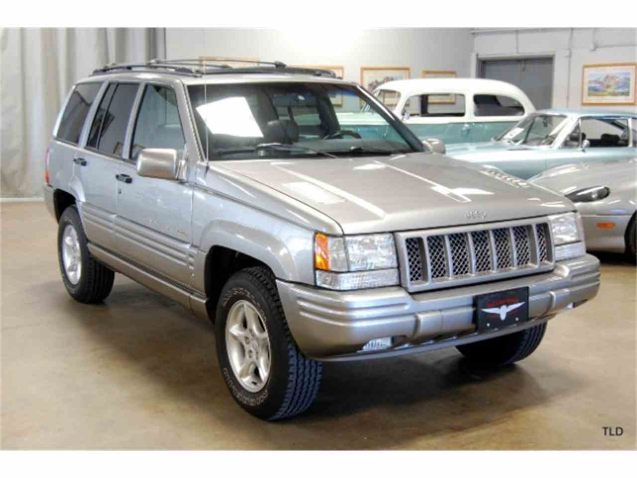 1998 jeep grand cherokee for sale cc. Black Bedroom Furniture Sets. Home Design Ideas