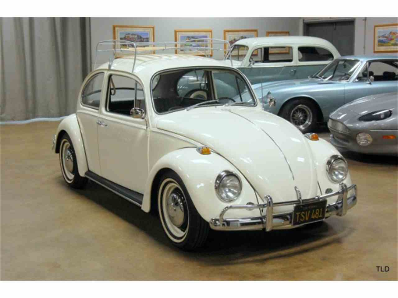 1967 Volkswagen Beetle for Sale | ClicCars.com | CC-1051264
