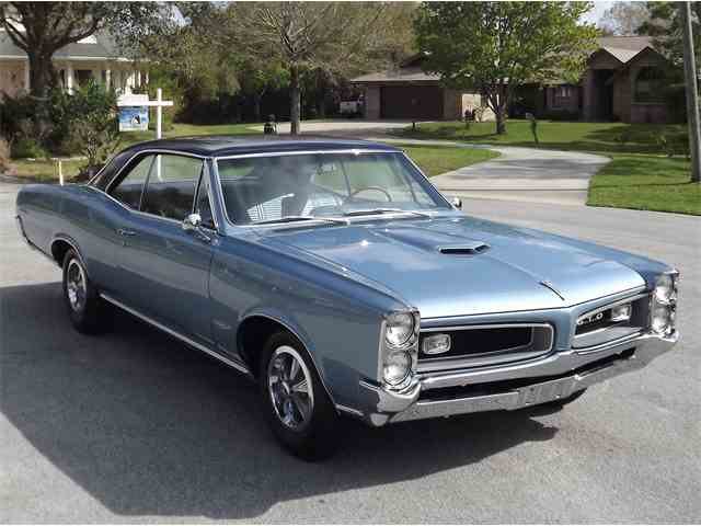 Picture of '66 GTO - MJ5Y