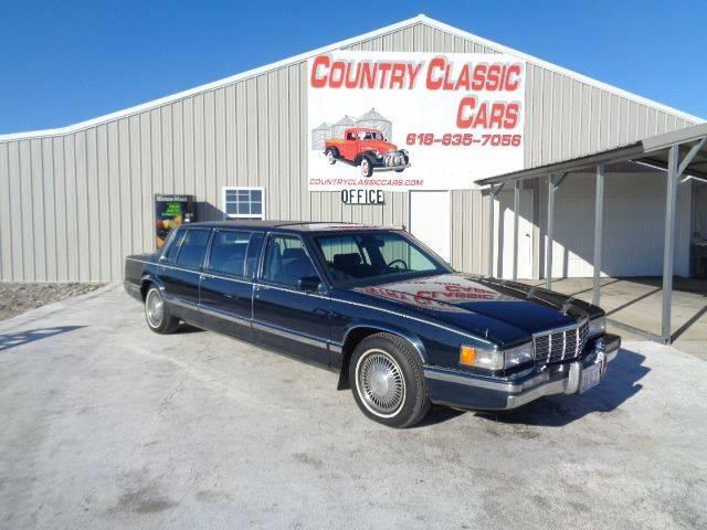 Picture of '92 DeVille - MJ6P
