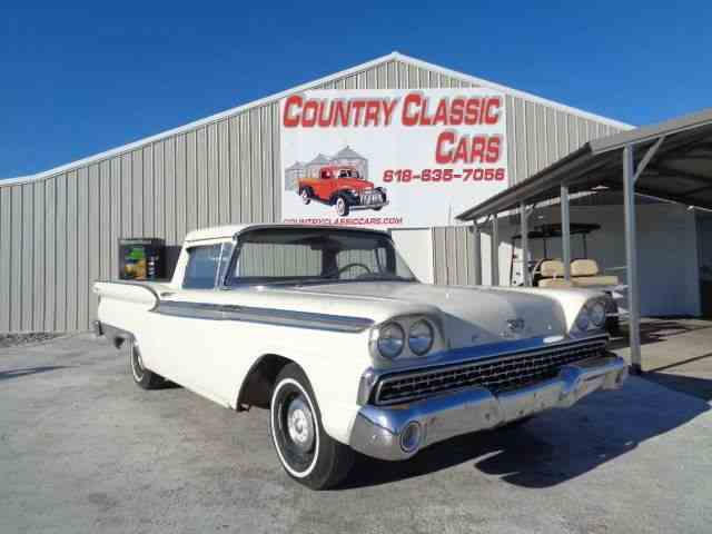 Picture of '59 Ranchero - MJ6U