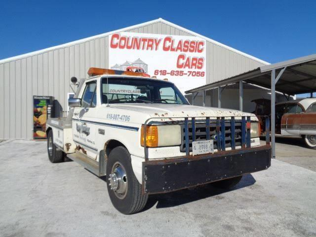 Picture of 1987 F350 - $5,450.00 Offered by  - MJ6V