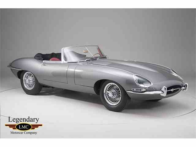 Picture of '61 E-Type - MJ74