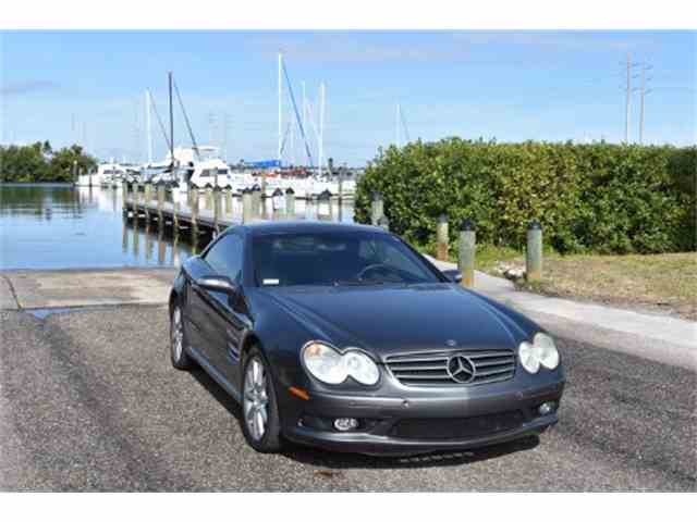 Picture of '04 Mercedes-Benz SL500 - $14,750.00 - MJ7S