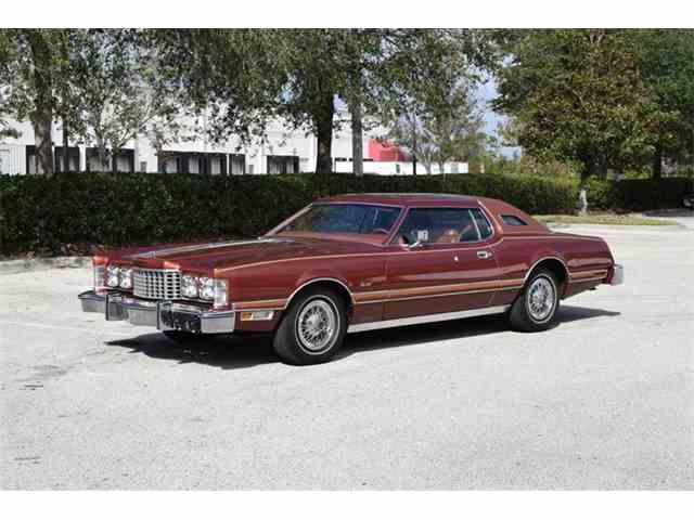 Picture of 1975 Ford Thunderbird Offered by Orlando Classic Cars - MJ8D
