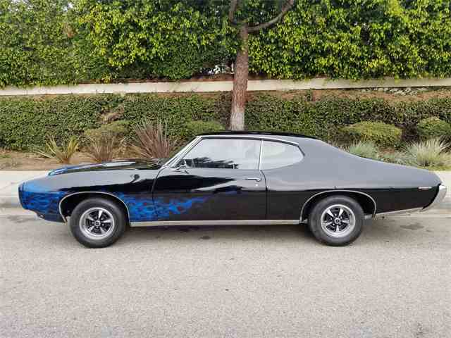 Picture of Classic 1969 GTO located in California Offered by a Private Seller - MJ8I