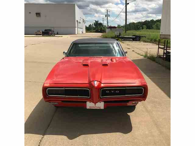 Picture of '68 GTO - MJ8V