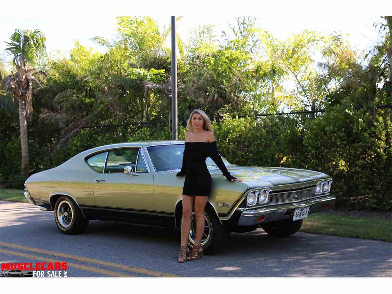 1968 Chevrolet Chevelle for Sale | ClassicCars.com | CC-1051377