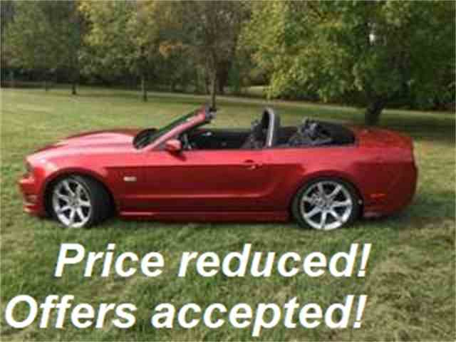 Picture of '11 Mustang (Saleen) - MJ8Y