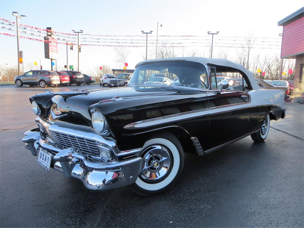 Large Picture of '56 Bel Air - MJ8Z