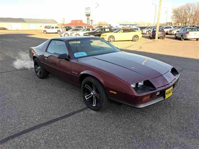 Picture of '86 Camaro - MJ9S