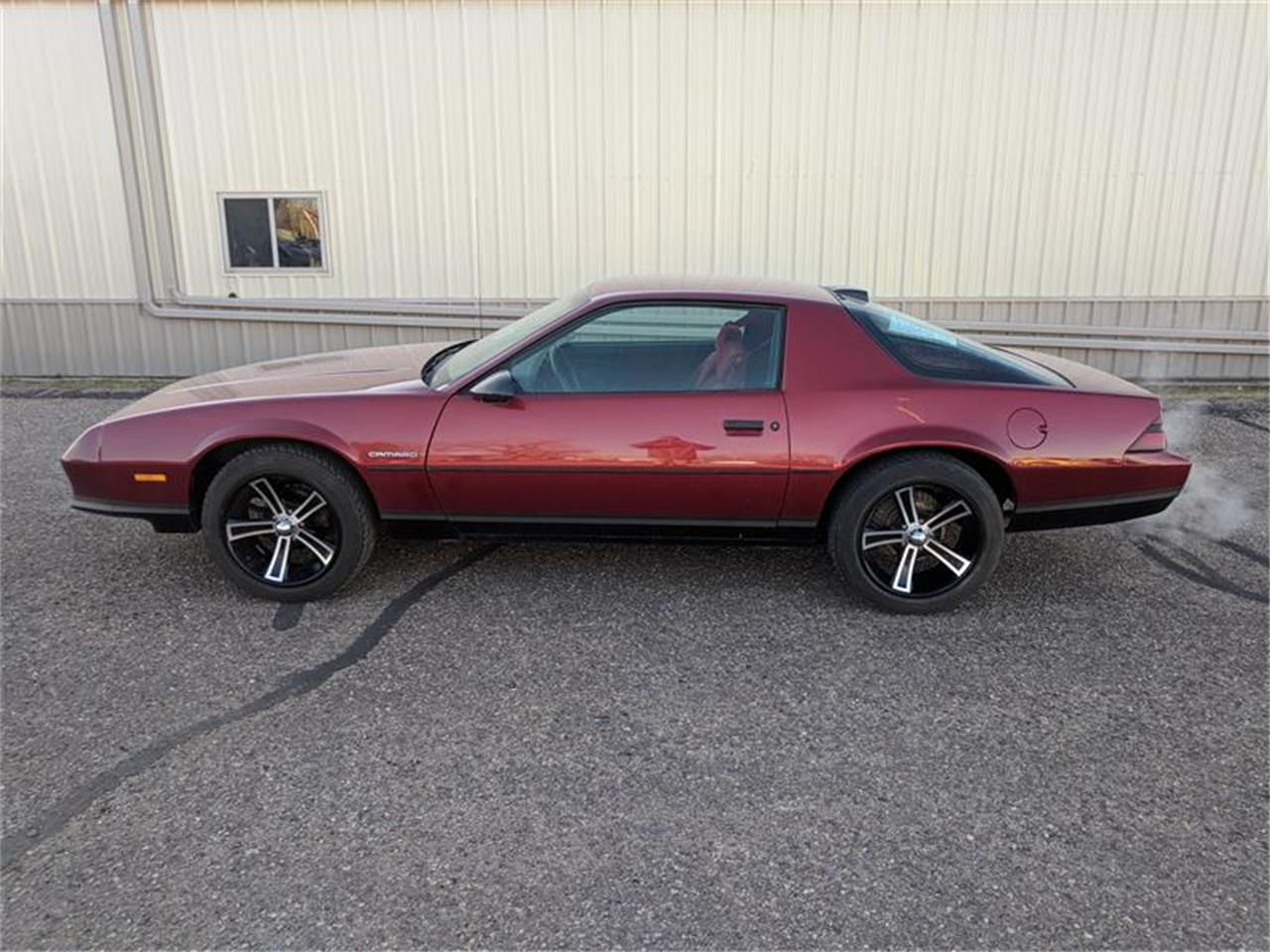 1986 Chevrolet Camaro For Sale Classiccars Com Cc 1051408