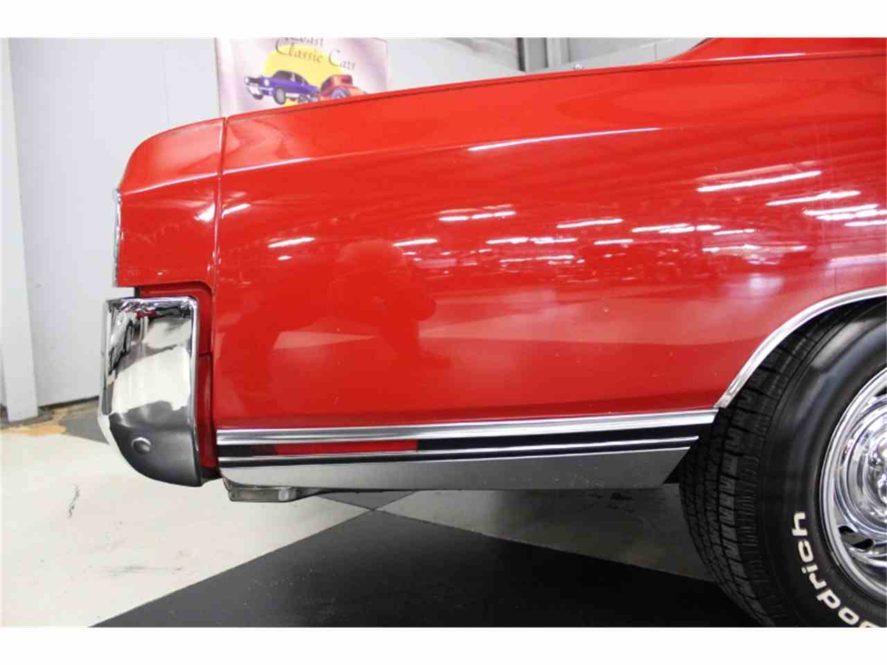 1972 Chevrolet Monte Carlo for Sale | ClassicCars.com | CC-1051418