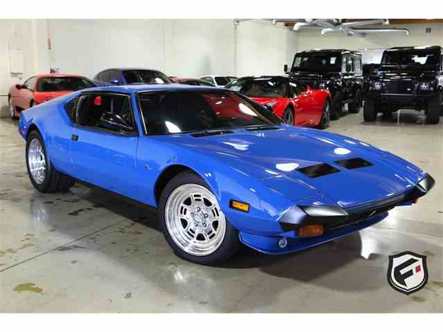 Picture of '73 Pantera - MJAX